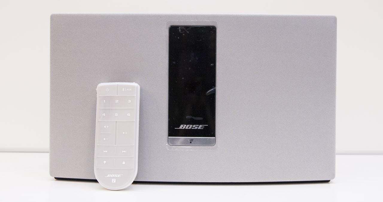 Bose SoundTouch 20 Series III mit Fernbedienung
