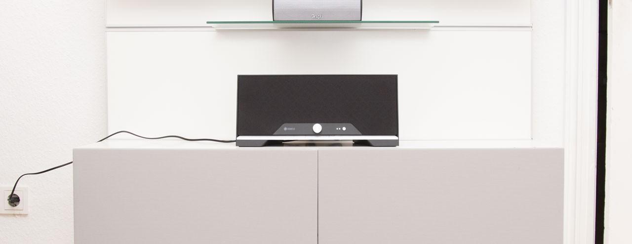 Tolles Design, das mit Red Dot Award prämiert wurde.