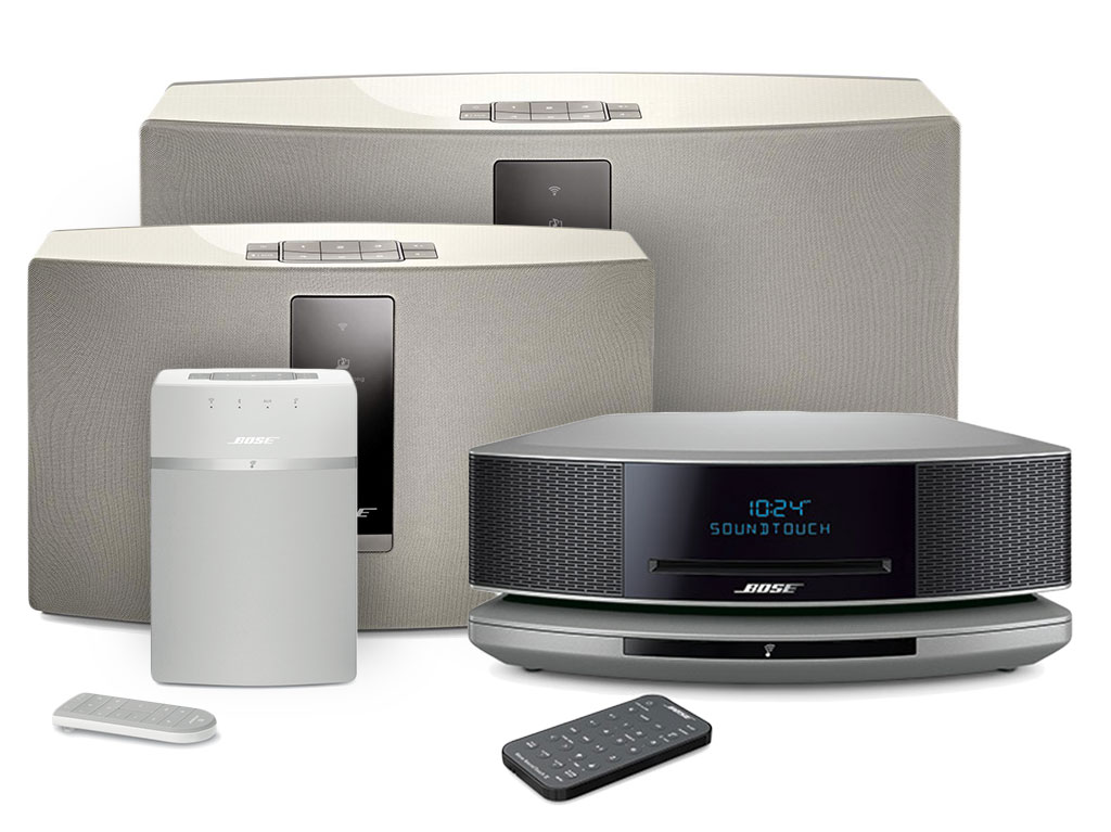 Bose_SoundTouch_familie