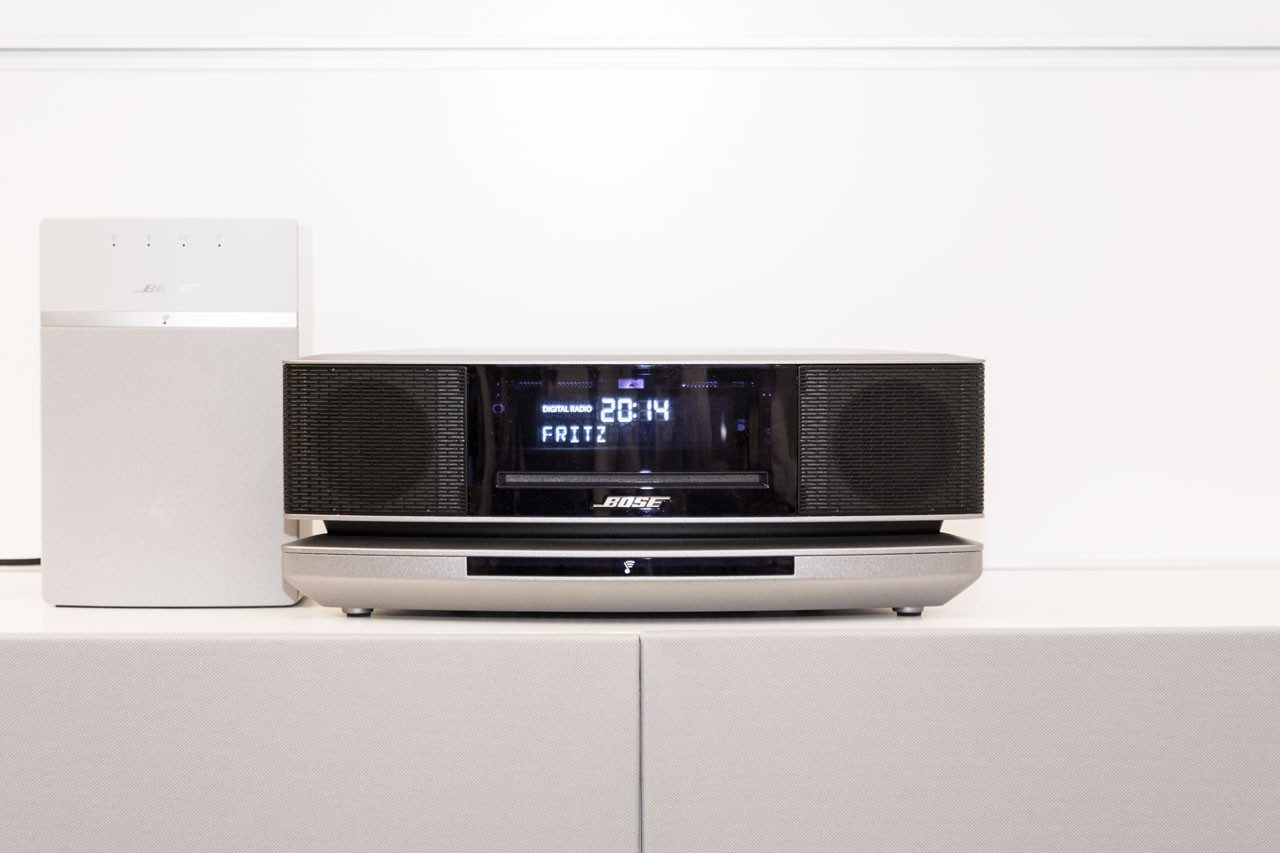 Vergleich Bose Wave music system mit Soundtouch 10