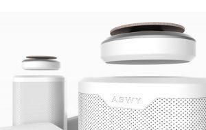 Schwebende Lautsprecher von SPACO angekündigt